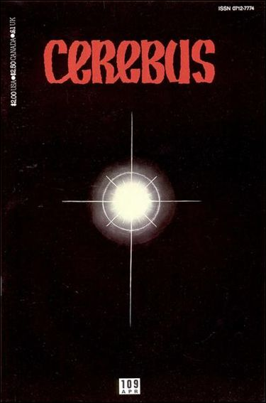 Cerebus 109-A by Aardvark-Vanaheim