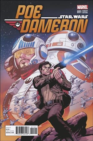 Poe Dameron 11-B