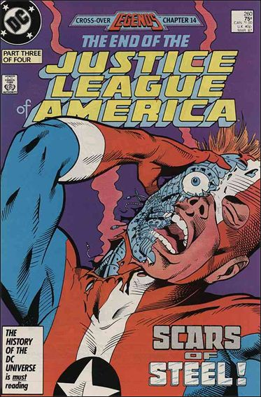 Justice League of America (1960) 260-A by DC