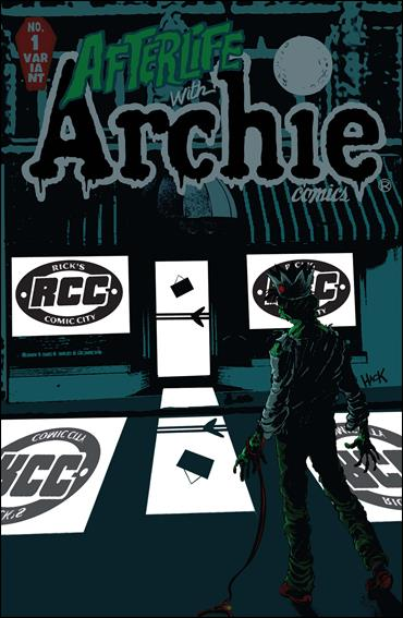 Afterlife with Archie 1-FN by Archie