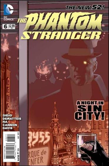 Phantom Stranger (2012) 6-A by DC