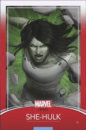 She Hulk 159 C Jan 2018 Comic Book By Marvel