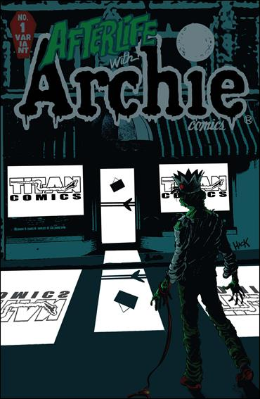 Afterlife with Archie 1-FX by Archie