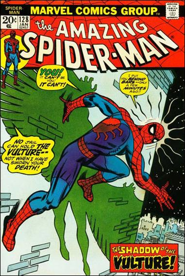 Amazing Spider-Man (1963) 128-A by Marvel