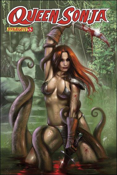 Queen Sonja 33-A by Dynamite Entertainment