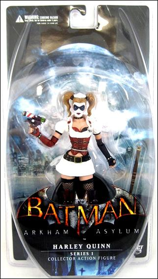 Batman: Arkham Asylum (Series 1) Harley Quinn by DC Direct