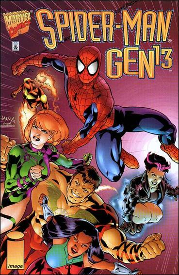 Spider-Man/Gen13 nn-A by Marvel