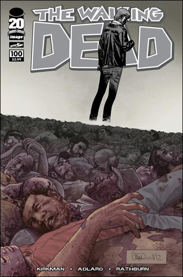 Walking Dead (2003) 100-H by Skybound Entertainment
