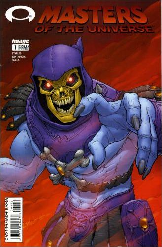 Masters of the Universe (2002) 1-H by Image