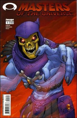 Masters of the Universe (2002) 1-H