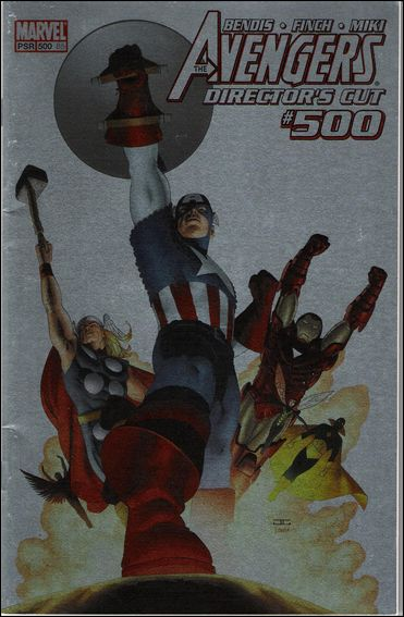 Avengers (1963) 500-B by Marvel