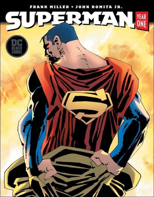Superman: Year One 1-B by DC Black Label
