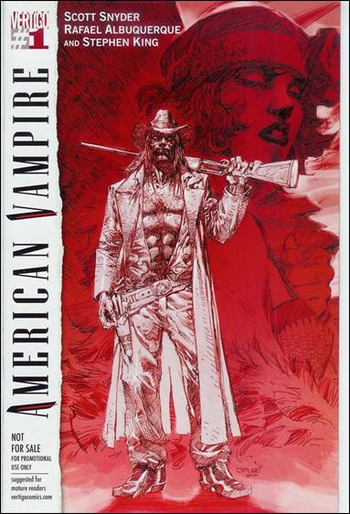 American Vampire 1-C by Vertigo