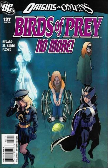 Birds of Prey (1999) 127-A by DC