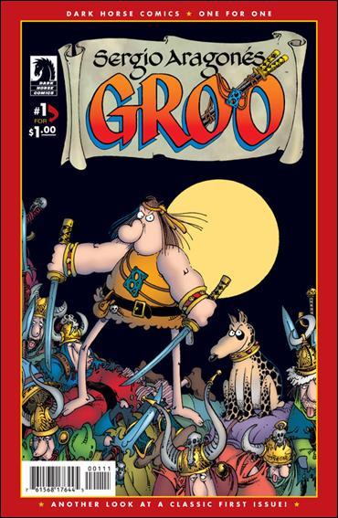 Sergio Aragones' Groo (1998) 1-B by Dark Horse