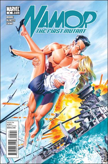 Namor: The First Mutant 5-A by Marvel