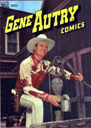 Gene Autry Comics (1946) 13-A