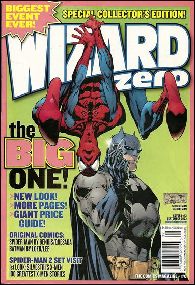 Wizard: The Comics Magazine 0-A by Wizard Press