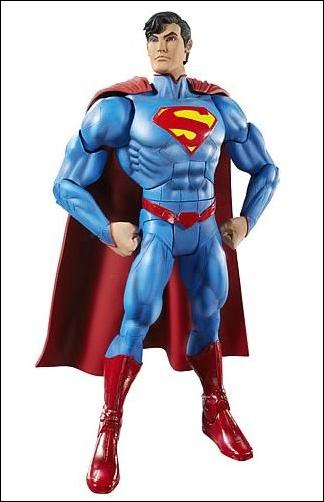 DC Universe: All Stars Superman (New 52) by Mattel
