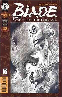 Blade of the Immortal 20-A by Dark Horse