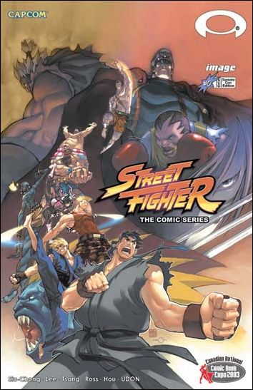 Street Fighter (2003) 0-B by Udon