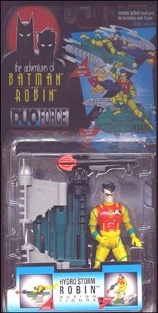 Adventures of Batman and Robin: Duo Force Robin (Hydro Storm)