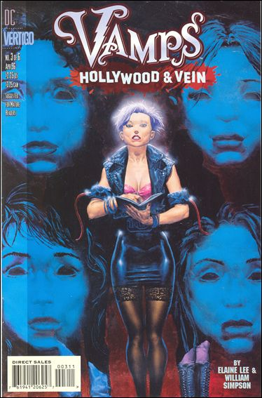 Vamps: Hollywood & Vein 3-A by Vertigo