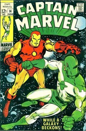 Captain Marvel (1968) 14-A