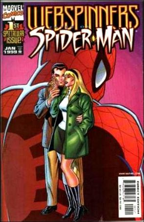 Webspinners: Tales of Spider-Man 1-C