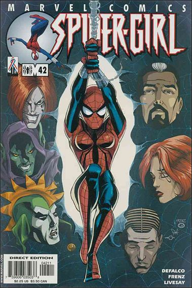 Spider-Girl (1998) 42-A by Marvel
