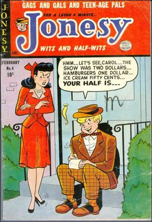 Jonesy (1953) 4-A