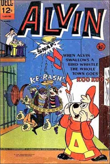 Alvin 18-A by Dell
