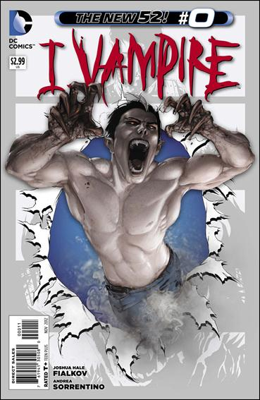 I, Vampire 0-A by DC