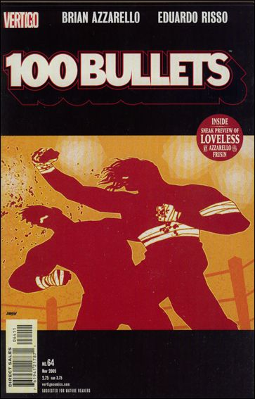 100 Bullets 64-A by Vertigo