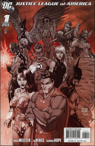 Justice League of America (2006) 1-G by DC