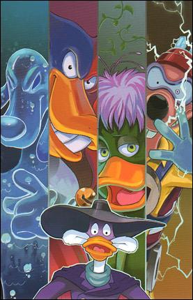 Darkwing Duck (2010) 2-C by Kaboom!