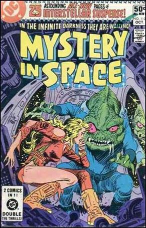 Mystery in Space (1951) 112-A