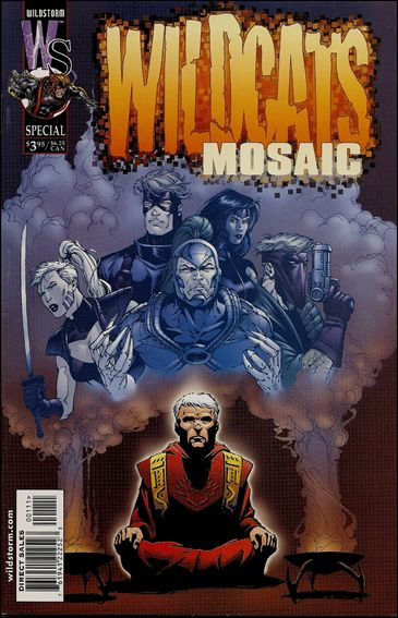 Wildcats: Mosaic 1-A by WildStorm