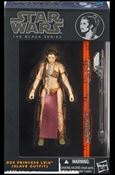 Star Wars: The Black Series (Series 1) Princess Leia (Slave Outfit)