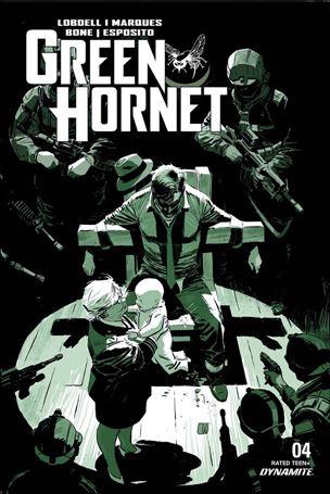 Green Hornet (2020) 4-A