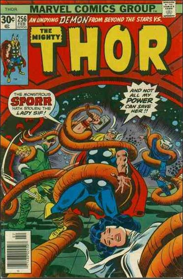 Thor (1966) 256-A by Marvel