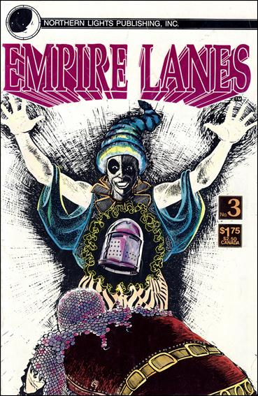 Empire Lanes (1986) 3-A by Northern Lights Publishing, Inc