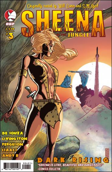 Sheena Queen of the Jungle: Dark Rising 3-A by Devil's Due