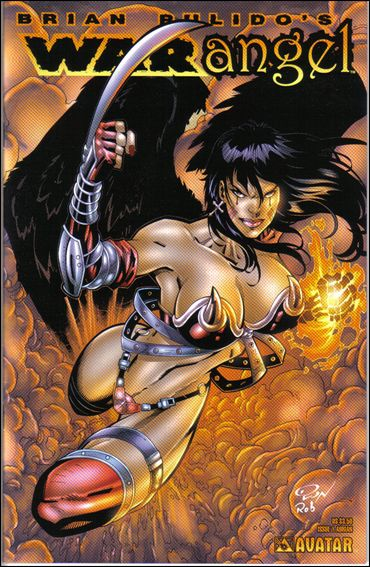 War Angel (2005) 1-B by Avatar Press