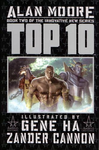 Top 10 2-A by America's Best Comics