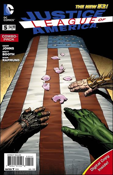 Justice League of America (2013)  5-C by DC