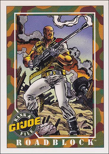G.I. Joe (Base Set) 30-A by Impel