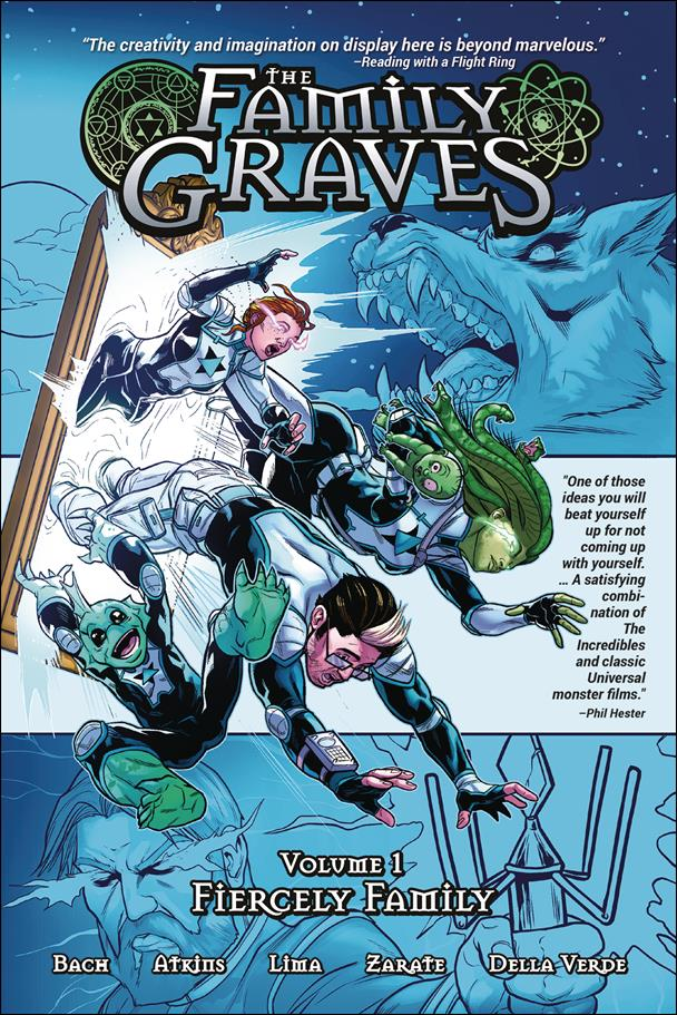 Family Graves 1-A by Source Point Press