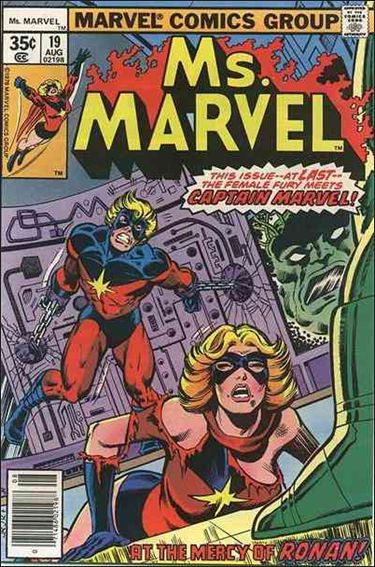 Ms. Marvel (1977) 19-A by Marvel