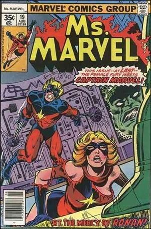 Ms. Marvel (1977) 19-A